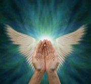 Angel Healing Practitioner - Angel Healing Touch Foto: ©  Nikki Zalewski @ shutterstock